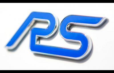 Focus RS - logo