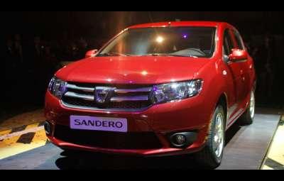Dacia Sandero - 2012