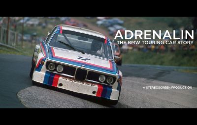 ADRENALIN -THE BMW TOURING CAR STORY - Romania 2015