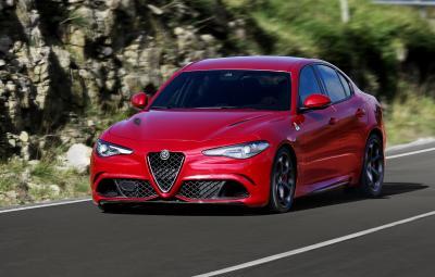 Noua Alfa Romeo Giulia