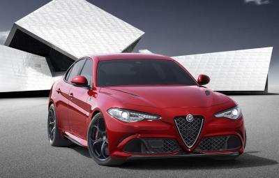Noua Alfa Romeo Giulia Quadrifoglio