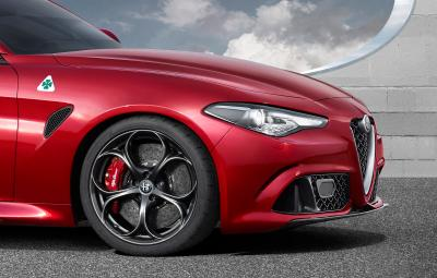 Noua Alfa Romeo Giulia - video