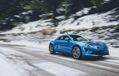 Noul Alpine A110