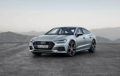 Noul Audi A7 Sportback 2018