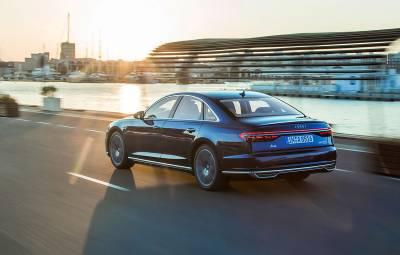 Audi - cifre vanzari noiembrie 2017