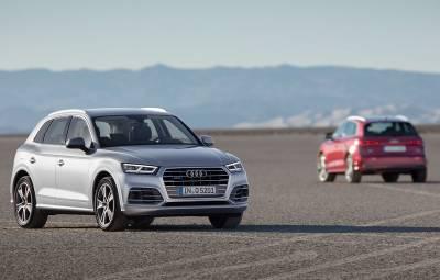 Audi - cifre vanzari octombrie 2017