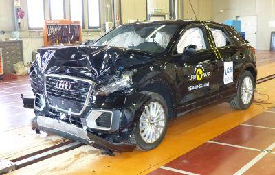 Audi Q2 - Euro NCAP 2016