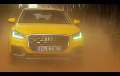Noul Audi Q2 - video