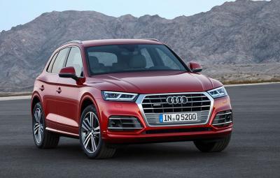 Noul Audi Q5 2017