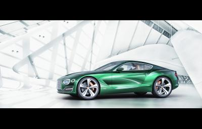 Conceptul Bentley EXP 10 Speed 6