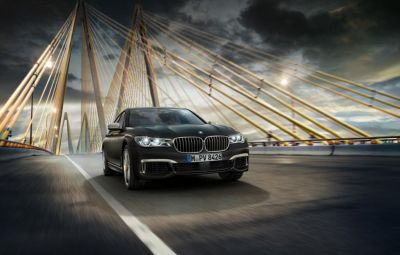 BMW M760Li xDrive M Performance - video