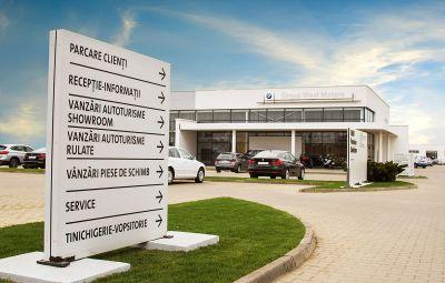 BMW Romania - reduceri 40% la revizii