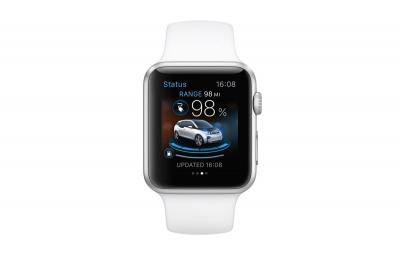BMW i Remote - Apple Watch