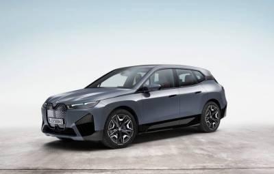 Noul BMW iX