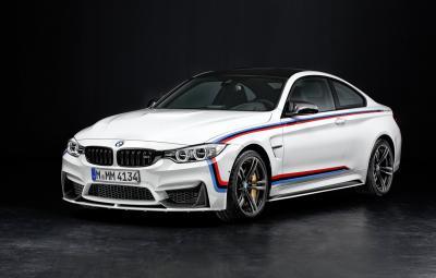 Noul BMW M4 cu elemente M Performance