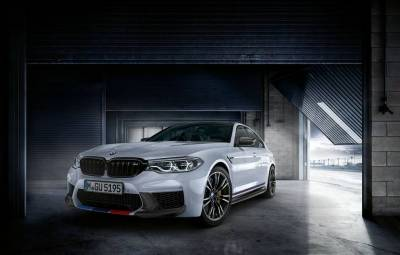 BMW M5 - M Performance