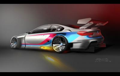 Noul BMW M6 GT3