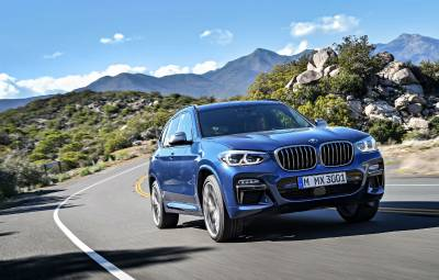 BMW - noutati vara 2018
