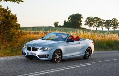Noul BMW Seria 2 Cabriolet - preturi Romania