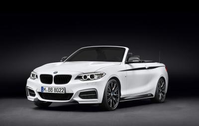 BMW Seria 2 Cabriolet - elemente M Performance