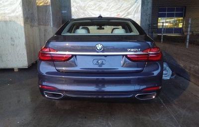 Noul BMW Seria 7 - 2015