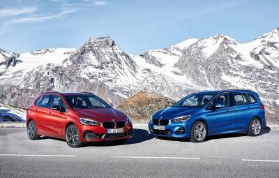BMW Seria 2 Active/Gran Tourer facelift