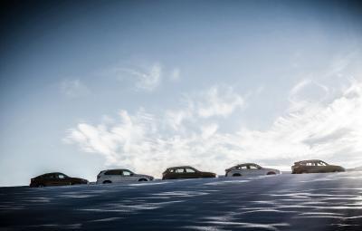 BMW X - fotografie Ovidiu Tabacaru