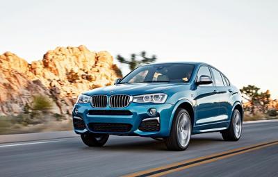 Noul BMW X4 M40i