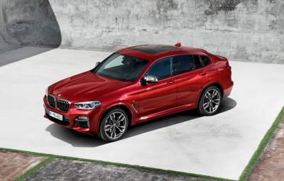 Noul BMW X4 - preturi Romania