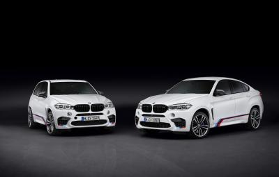 Noile BMW X5 M si X6 M - accesorii M Performance