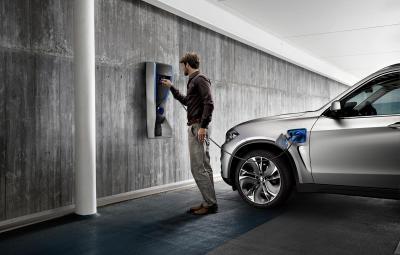BMW X5 plug-in hibrid