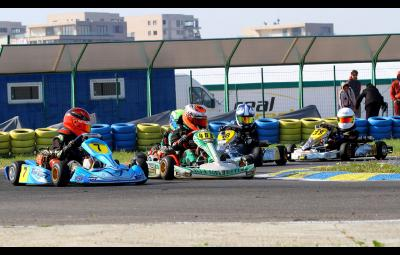 Cupa Romaniei la Karting 2014