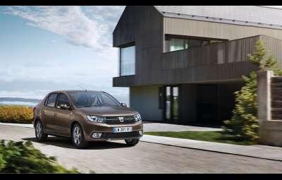 Dacia Logan facelift 2017