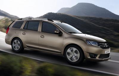 Noua Dacia Logan MCV