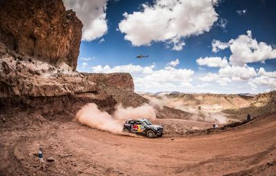 Raliul Dakar 2015 - Best of