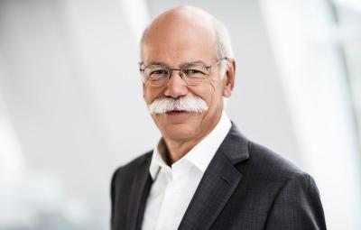 Dieter Zetsche - președinte Daimler AG, până în 2019