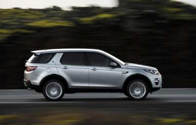 Noul Land Rover Discovery Sport - motoare TD4 Ingenium