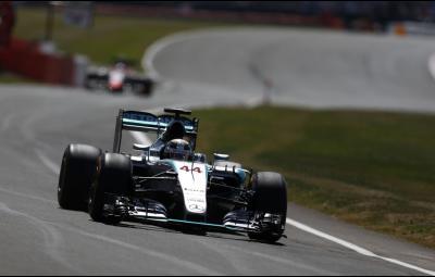 Lewis Hamilton - castigator Silverstone 2015