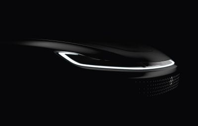 Faraday Future - teaser foto