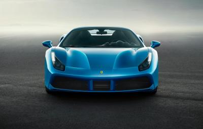 Noul Ferrari 488 Spider