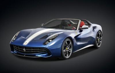 Noul Ferrari F60America