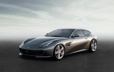 Noul Ferrari GTC4Lusso