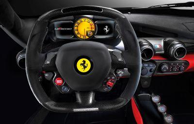 Ferrari - masluire kilometraj