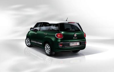 Noul Fiat 500L Living