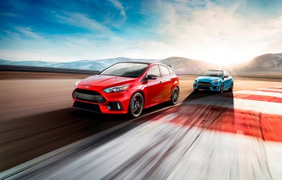 Ford Focus RS - editie speciala limitata