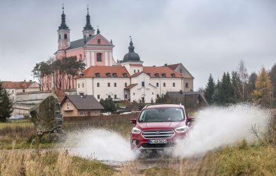 Ford Kuga facelift - preturi Romania
