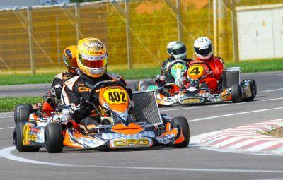 Sezonul 2015 - karting
