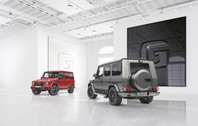 G Class-Designo Manufaktur Exclusive  Edition
