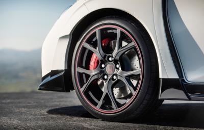 Noua Honda Civic Type R 2015 - imagini