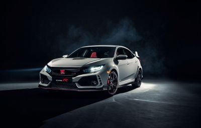 Noua Honda Civic Type R